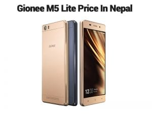 Gionee-M5-lite-price-in-nepal-nepaletrend