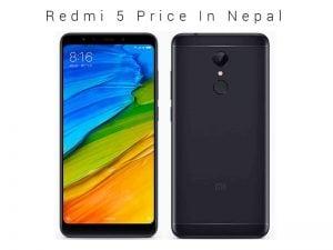 redmi-5-price-in-nepal-nepaletrend