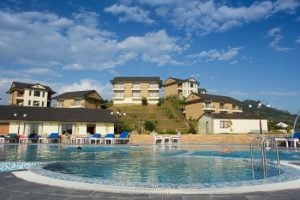 rupakot-resort-nepaletrend-swimming-pool-hotels-in-pokhara