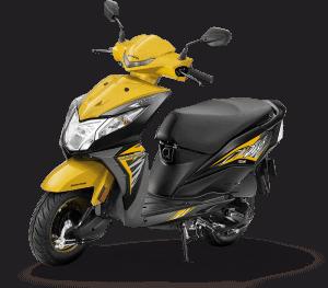 Honda-Dio-Dlx-price-nepal