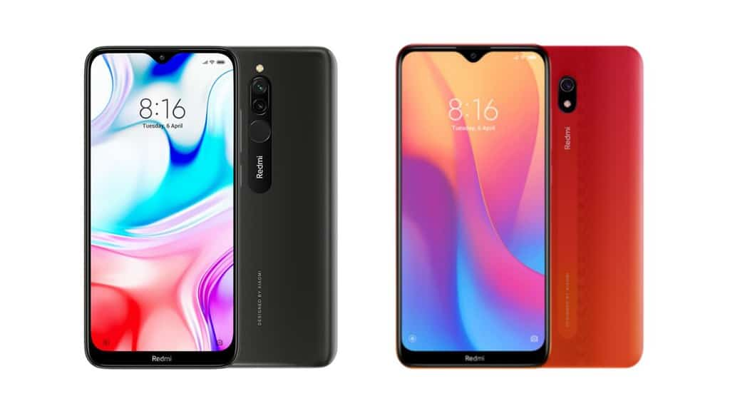Redmi 8 and Redmi 8A Price in Nepal NepalETrend