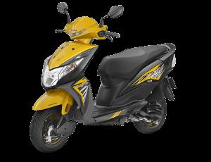 Honda-Dio-Dlx-scooter-price-nepal