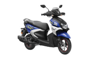 Ray ZR Street Rally 125 FI